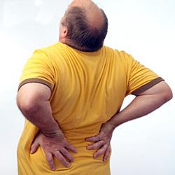 Приступ боли в спине
