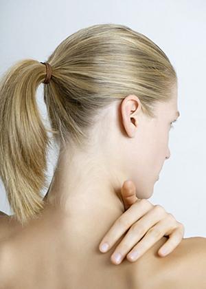 Боль в плечевой зоне и шее