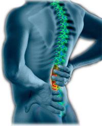 Болевые ощущения при остехондрозе