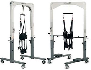 Специальные тренажеры для вытяжения позвоночника