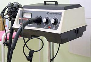 Аппарат для проведения вибротерапии