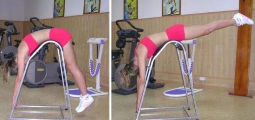 Комплексные упражнения при болях в спине