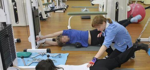Заниятия фитнесом при болях в спине