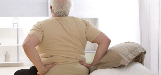 Избыточный вес это всегда нагрузка на позвоночник