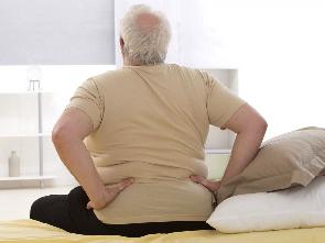 Боли в спине при ожирении.