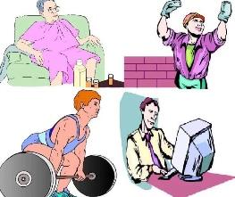 Факторы риска при остеохондрозе