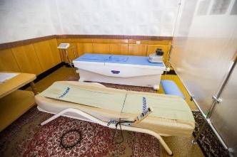 Процедурный кабинет в санатории