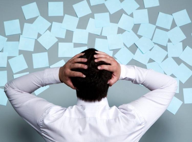 Постоянный стресс на работе