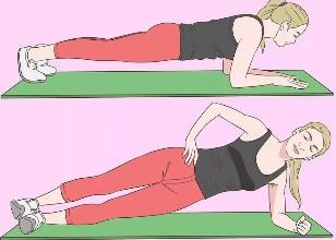 Укрепление мышц спины.