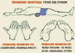Осиновый валик при боли в спине.