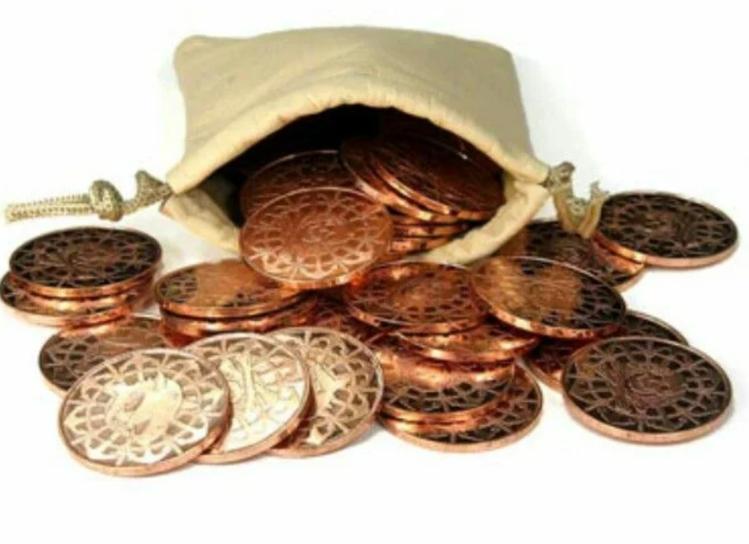 Металлотерапия лечение спины медными монетами