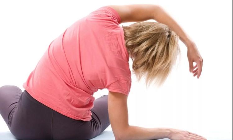 Возникновение болей в спине.