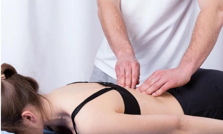 Беспокойство в грудном отделе позвночника