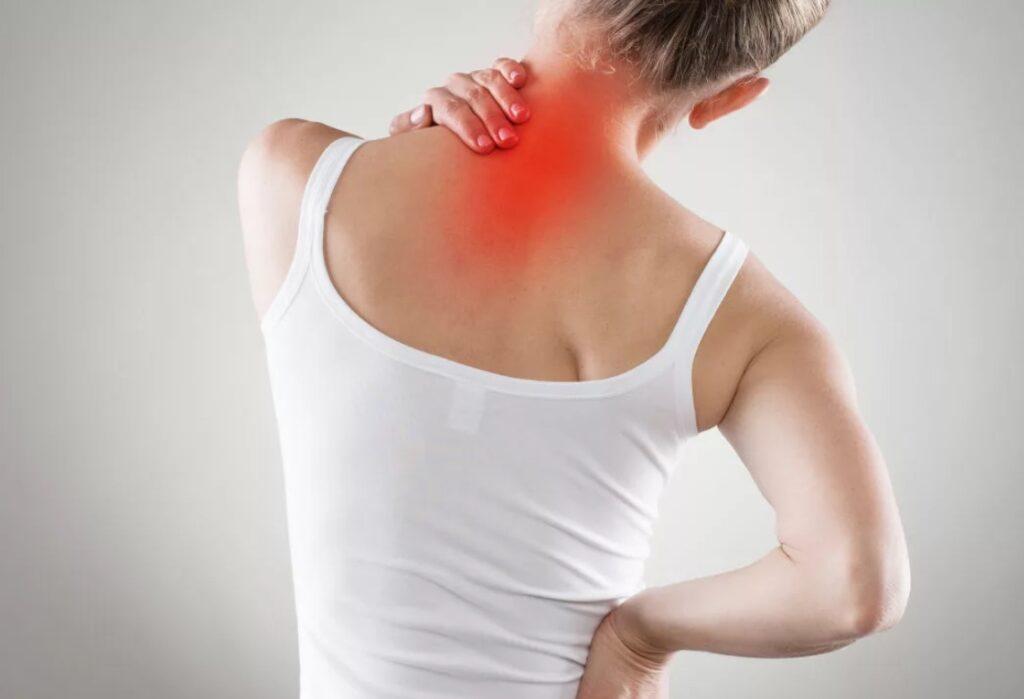 Сильная боль в шейной области у подросков
