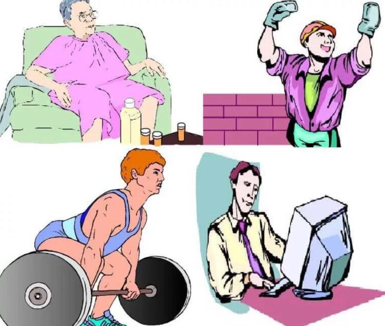 Риски остеохондроза в бытовых условиях