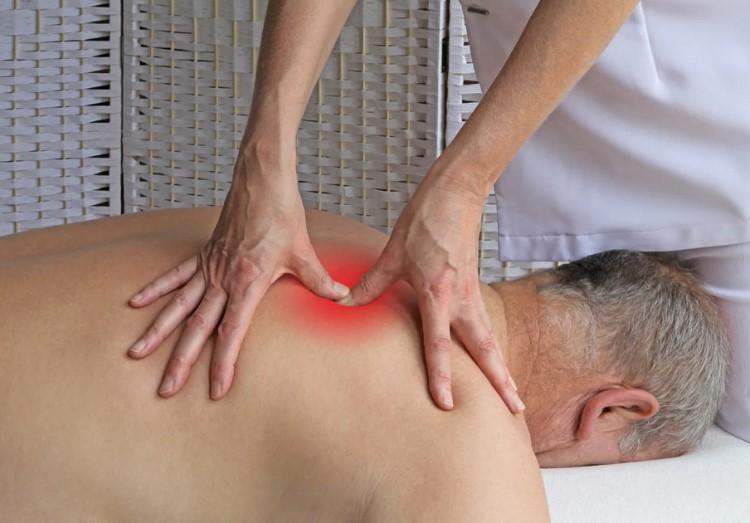 Что такое точечный массаж.