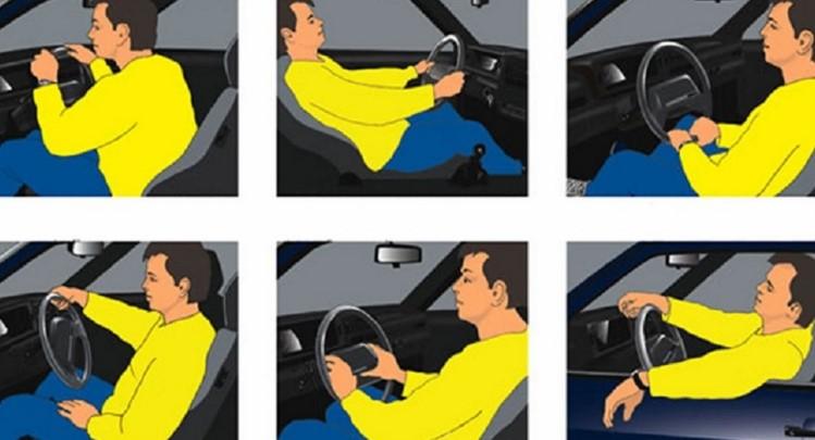 Если болит спина в машине