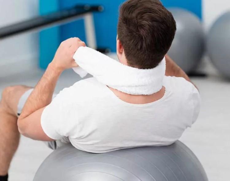 Занятия фитнесом при болях в спине