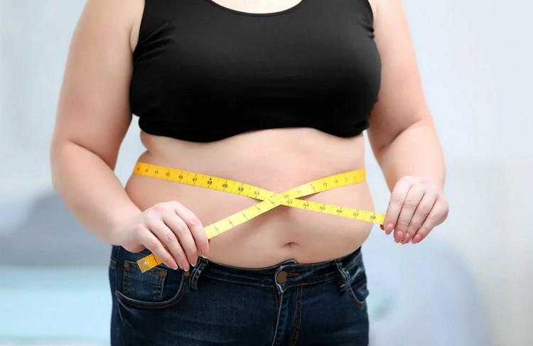 Ожирение возникает, когда калорийность пищи превышает энергозатраты организма.