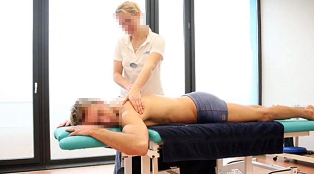 Гимнастика в комплексном лечении остеохондроза шейного отдела позвоночника.