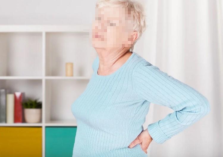 Клинические проявления остеохондроз у пожилых/