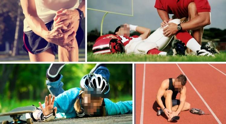 Травматизм при занятии спортом.