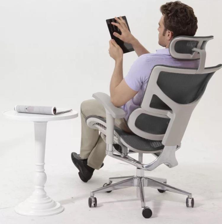Спина не заболит в таком кресле