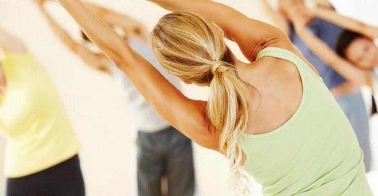 Профилактика болезней спины