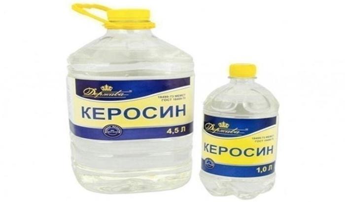 Лечение керосином при остеохондрозе