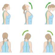 Простые упражнения чтобы укрепить мышци шеи